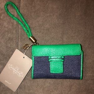 Anthropologie coin purse